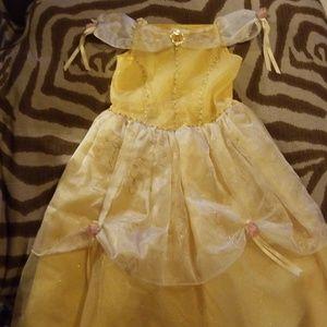 Dress up princess dress
